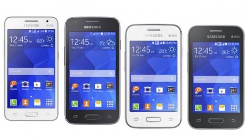 Tanie smartfony Samsunga z KitKatem
