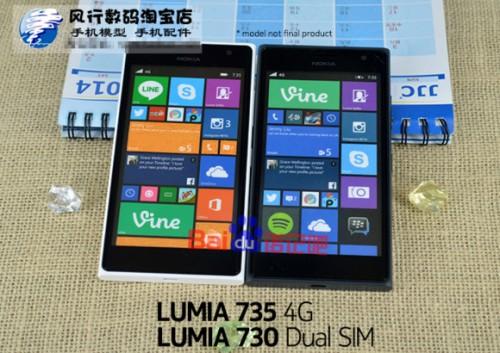 Nokia Lumia 735 LTE