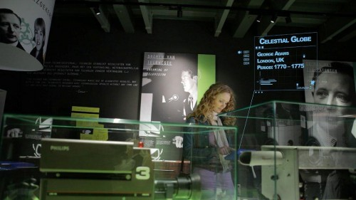 Przewodnik po muzeum na smartfonie