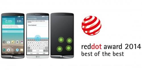 LG Red Dot 2014