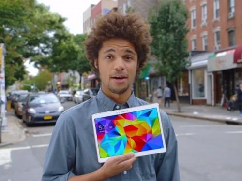 Galaxy Tab S vs iPad Air