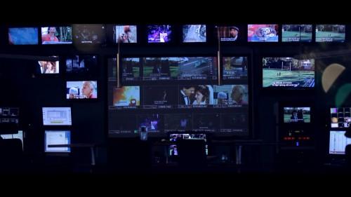 Ericsson TV Control Room
