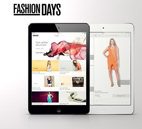 Fashiondays.pl teraz także na iPada