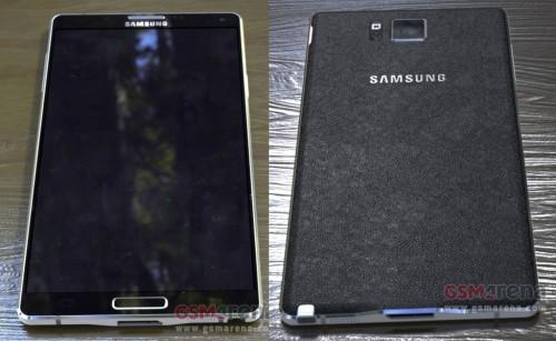 Galaxy Note 4 ekran