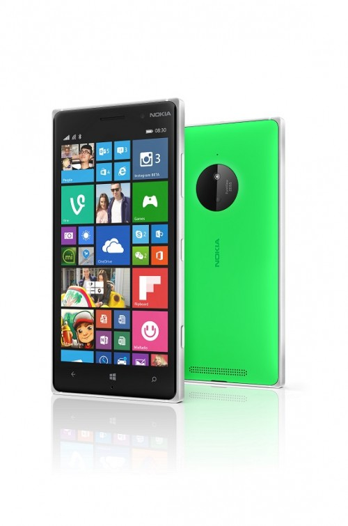 Nokia Lumia 830 - Lumia Denim