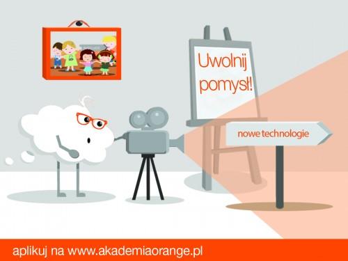 Uwolnij pomysł! - rusza VI edycja Akademii Orange