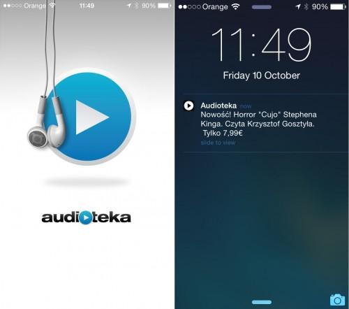 Powiadomienia PUSH zwiększają sprzedaż w Audiotece