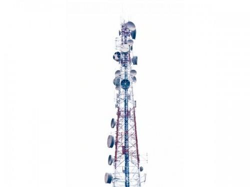 Maszt - telefonia komórkowa - BTS