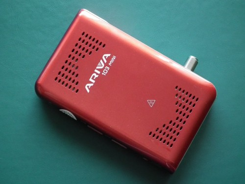 Test Ariva 103mini