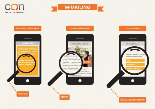 M-mailing