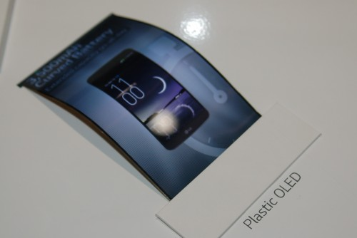 LG P-OLED