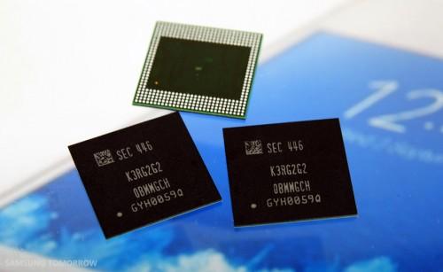Samsung RAM LPDDR4