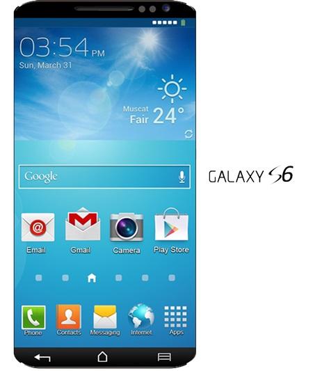 Samsung Galaxy S6 - SM-G925F
