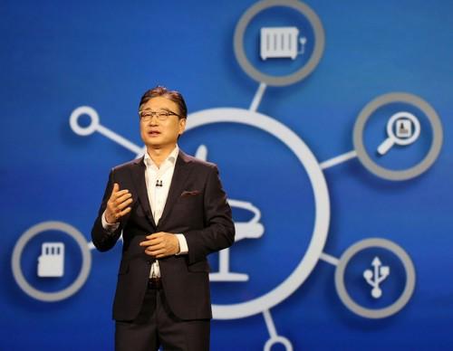 Samsung Internet rzeczy (IoT)
