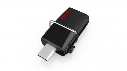 CES 2015 SanDisk Ultra Dual USB Drive 3 0
