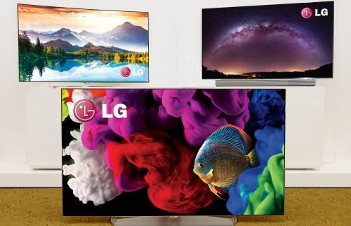 LG OLED 4K