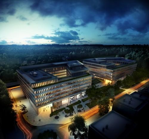 Ericsson w Polsce zmienia warszawską siedzibę