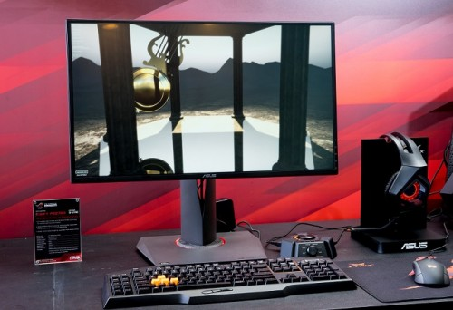 CES 2015: ASUS zaprezentował nowe produkty dla graczy
