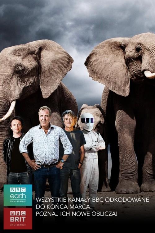 Okno otwarte kanałów BBC