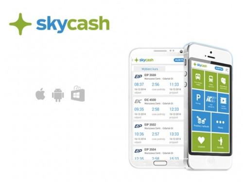SkyCash PKP Intercity