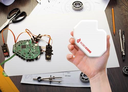 RoboCORE: serce osobistego robota