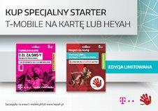 T-Mobile na kartę i Heyah