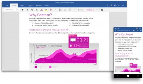 Office na Windows 10