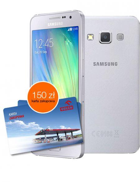 Smartfony z kartą zakupową na Orlen