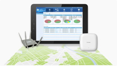 D-Link Central WiFiManager