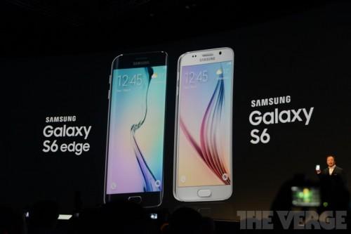 Samsung Galaxy Unpacked 2015 live