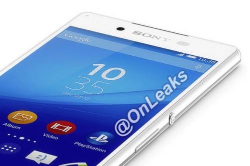 Sony Xperia Z4 render