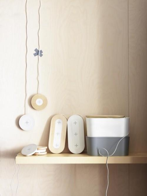 IKEA zintegruje meble i akcesoria do ładowania smartfonów