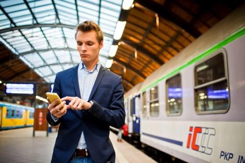 IC Mobile Navigator z możliwością zakupu biletów