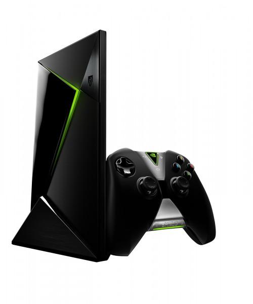 Nvidia Shield - pierwsza konsola z systemem Android TV