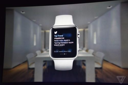 Konferencja Apple marzec 2015
