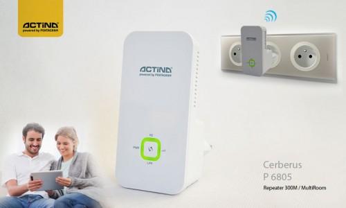 Actina Cerberus P6805 300M WiFi
