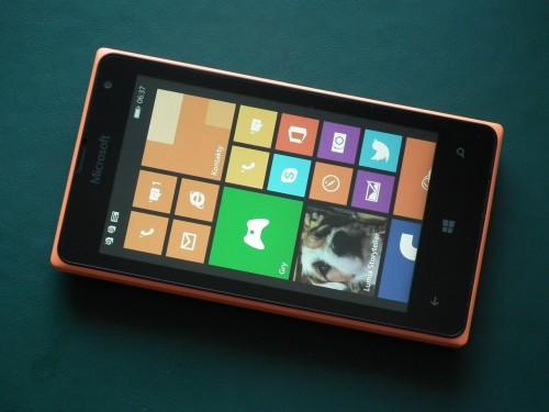 Test Microsoft Lumia 435