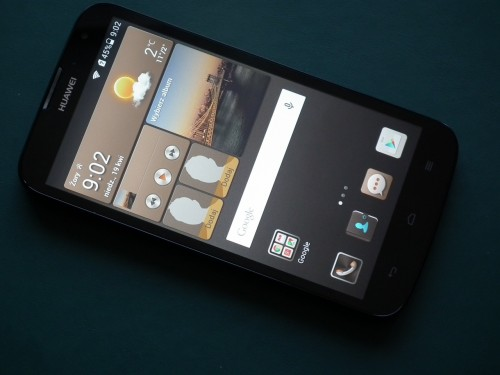 Test Huawei Ascend G730