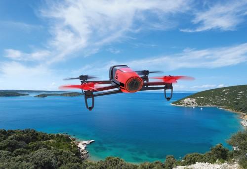 Dron Parrot Bebop