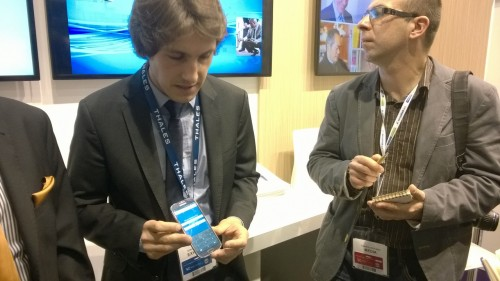 Thales na Europoltech 2015