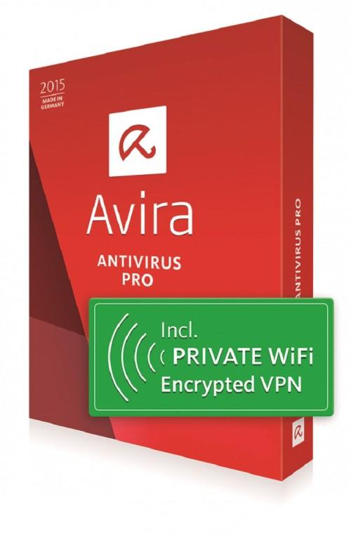 Avira: Private WiFi Encrypted VPN