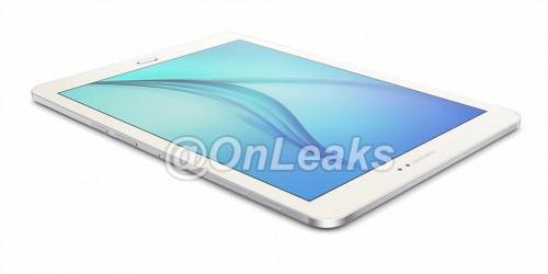 Samsung Galaxy Tab S2 render