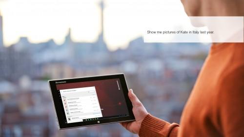 Lenovo prezentuje Cortanę i REACHit