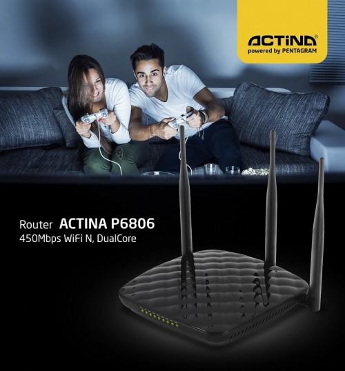 Actina Cerberus P6806