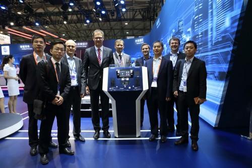 Huawei and Volkswagen