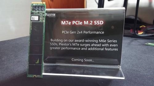Plextor serii M7e