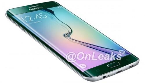 Galaxy S6 Plus przeciek