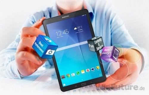 Samsung Galaxy Tab E 9.6 przeciek