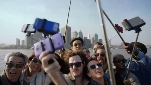 Monopad, czyli selfie na pierwszym planie