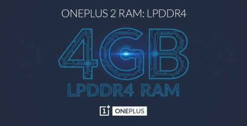 OnePlus 2 z 4 GB RAMu